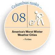 America's Worst Winter Weather Cities Click here for the website.