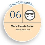 Worst State to Retire Click here for the website.