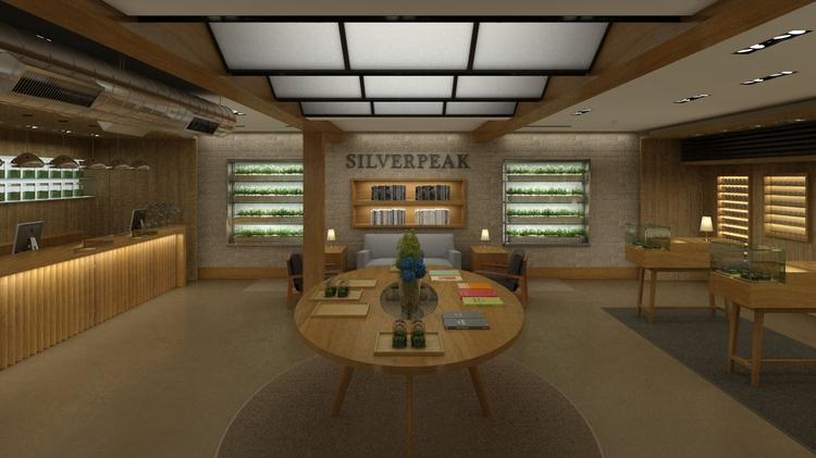 Silverpeak, 520 E. Cooper Ave. in downtown Aspen, is the resort town's first recreational marijuana store.
