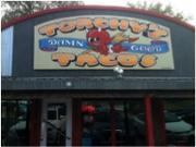 First stop after checking into our lodgings was at Torchy's Tacos.