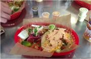 A must-have: fried avocado tacos from Torchy's.