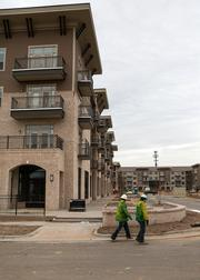 Rental rates for the apartments at Bradford will range from $900 to $2,700 per month. All units have a balcony or patio area.