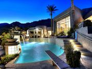 The home in Paradise Valley sold for $2.9 million. It was the Phoenix-area's most expensive home sale recorded in February. Click through for more photos of the home.