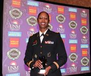 Lt. Colonel Antoinette R. Gant, U.S. Army Corps of Engineers Albuquerque District, honoree and government/contracting category winner