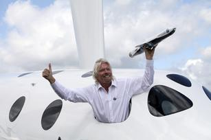 Richard Branson's sci-fi schemes run into real-world problems