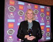 Honoree and business services category winner Kari S. Mitchell, Las Cruces Machine, Manufacturing & Engineering