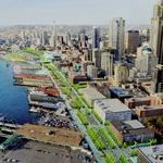 Seattle's Waterfront Week draws more than 1,000 to see park plans