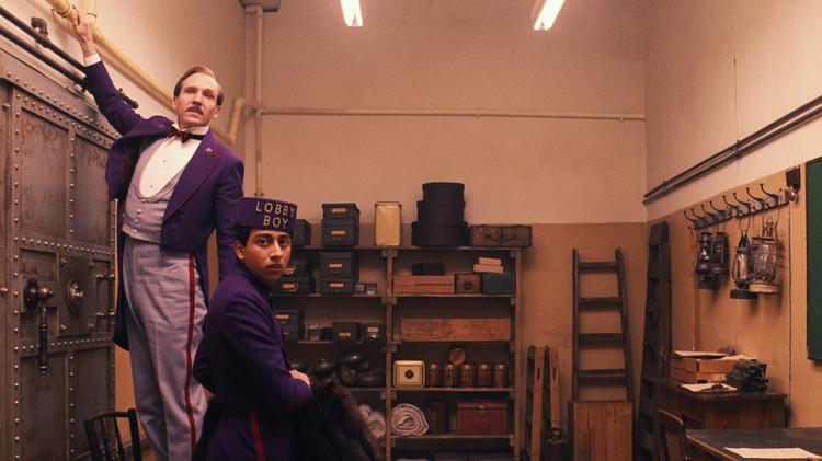 """Wes Anderson's """"The Grand Budapest Hotel"""" is the most Wes Anderson-y Wes Anderson movie yet."""
