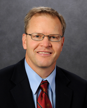 Dr. Steven Mansberger is vice chair and director of glaucoma services for Legacy Devers Eye Institute.