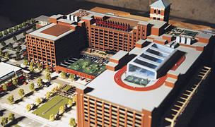 Scoutmob founder Michael Tavani is looking at Ponce City Market in Atlanta for a new design startup incubator.