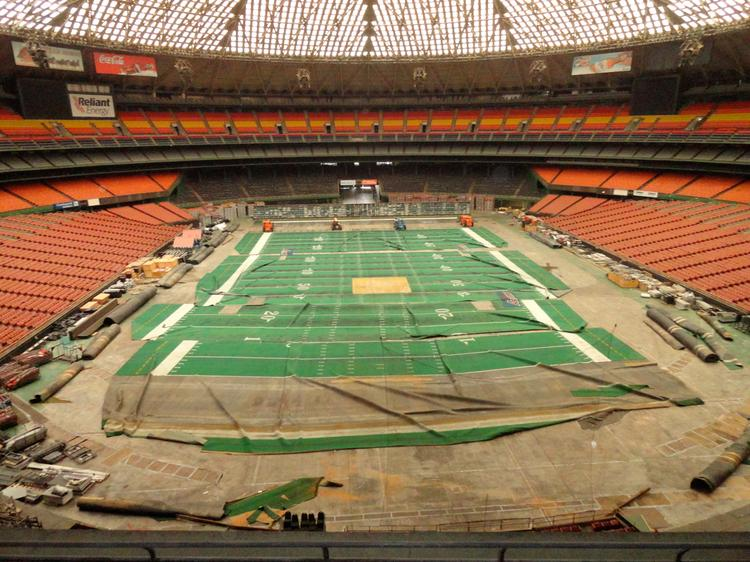 The Astrodome's fate now rests with the Harris County Commissioners Court.