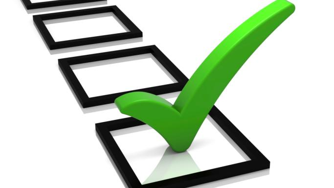 Starting a checklist for employees can be an easy way to get started with measuring your marketing efforts.