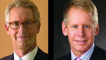 S. Craig Lindner and Carl Lindner III are co-CEOs of American Financial Group Inc.
