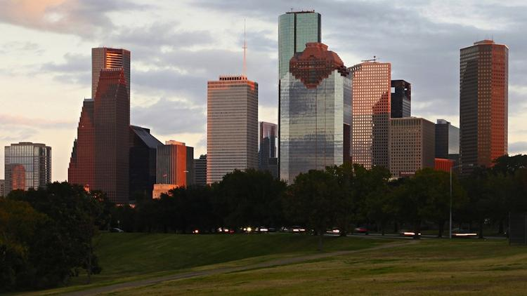 U-Haul's Top 50 U.S. Destination Cities report said Houston was the city more people moved to than any other in the country. Click the image to see a slideshow of the top six cities from the report.