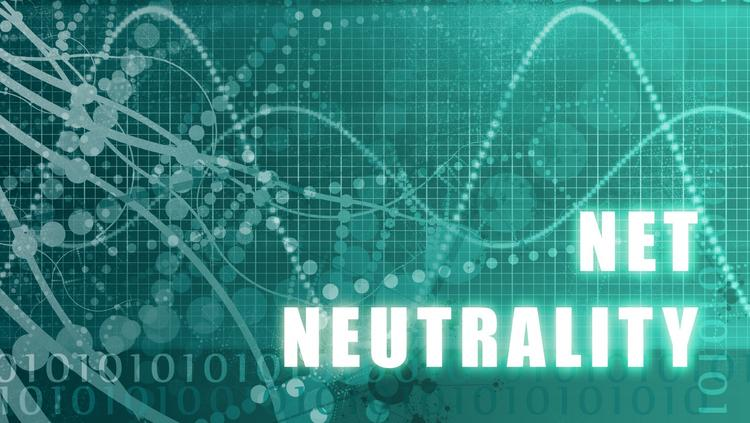 Net neutrality is the idea that all content should be treated equal and Internet providers shouldn't be able to slow down competitors' content and speed up their own content or that of their partners.