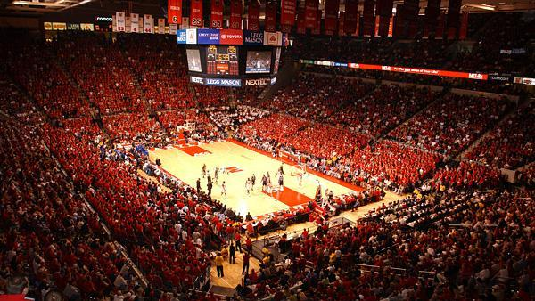 University of Maryland is renaming its basketball arena ...