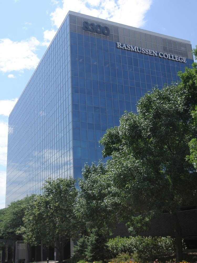 Larkin Hoffman Daly & Lindgren is moving its offices to this building in Normandale Lake Office Park after spending the last four decades at the Wells Fargo Plaza along Interstate 494.