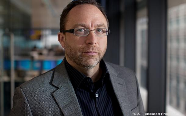 Jimmy Wales: Are you Bitcoin experienced?