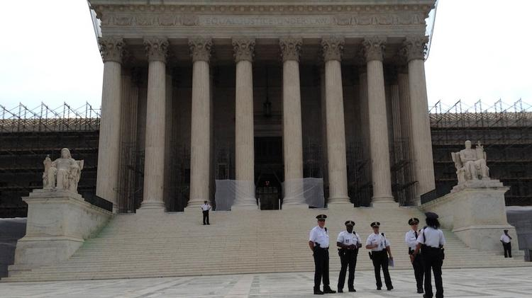 The U.S. Supreme Court ruled that aggregate limits on an individual's campaign contributions were unconstitutional.