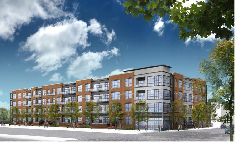 The owners of Lot 24, the 96-unit apartment building built as a second phase of the Cork Factory Lofts in the Strip District, report the project is all but fully leased.