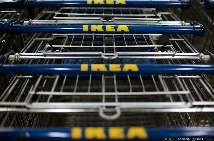Home furniture retailer Ikea has activated what it says is the largest rooftop solar array in Maryland.