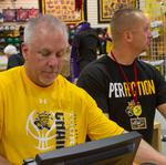 Fan apparel sales flying high with Shockers