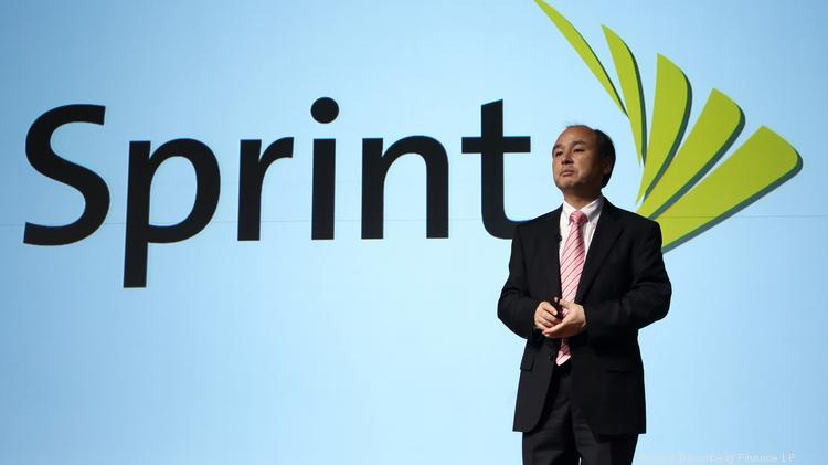 Masayoshi Son, chairman and CEO of SoftBank Corp. and chairman of Sprint Corp.