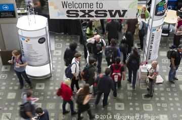Nasdaq official likens SXSW to Davos for startups