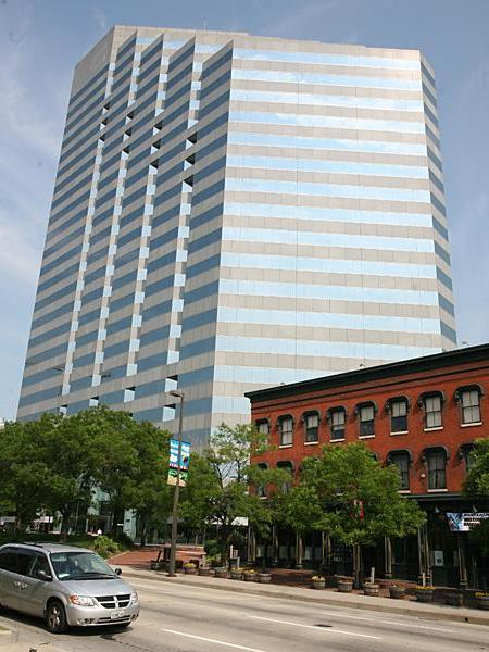 The Maryland Automotive Insurance Fund sought a lease at 250 W. Pratt St. before reaching a deal for a 60,000-square-foot headquarters at the Phillips Foods Inc. complex in Locust Point.
