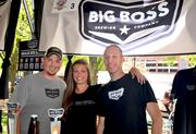 Big Boss Brewing, Raleigh  Located off Wicker Drive in Raleigh, Big Boss has been making craft beers in the Triangle since 2007. The brewery was formed by Geoff Lamb and Brad Wynn, and just like Foothills Brewing and Lonerider Brewery, has gained traction in the Triangle.  At the festival, Big Boss was pouring its IPA, High Roller and its Blanco Diablo, a witbier. It's also known for other popular brews like Bad Penny, Hell's Belle and Angry Angel. It also recently released its latest, a Saison, titled Saucey Pants.