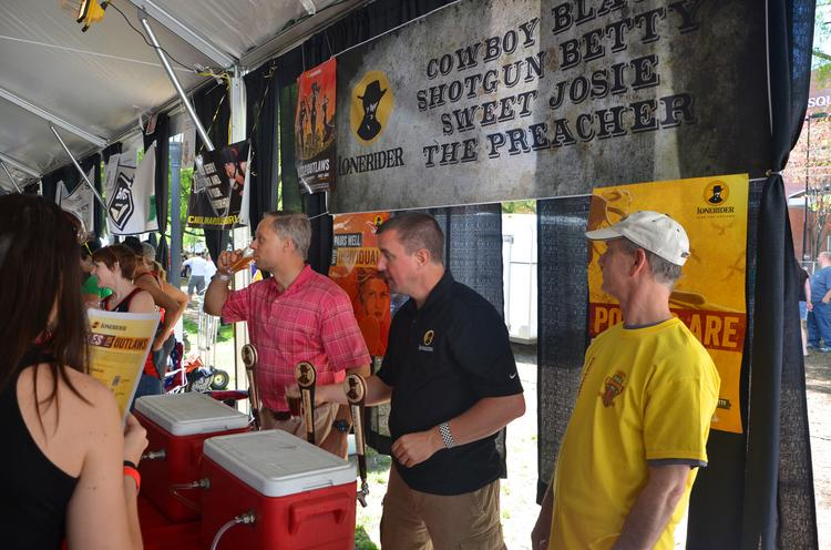 Raleigh-based Lonerider Brewing Company, which opened in 2009, is known for its Shotgun Betty, Sweet Josie Brown and Peacemaker.