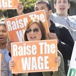 California minimum wage jumps to $9 today