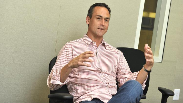 Doug Lebda is chairman and CEO of Charlotte-based Tree.com Inc. (NASDAQ:TREE), the parent of LendingTree and other online leads-generation businesses.