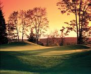 4. (tie) Bear Creek Country Club in Woodinville was rated 76.1 according to the Men's USGA course rating and 71.6 according to the Women's USGA course rating.