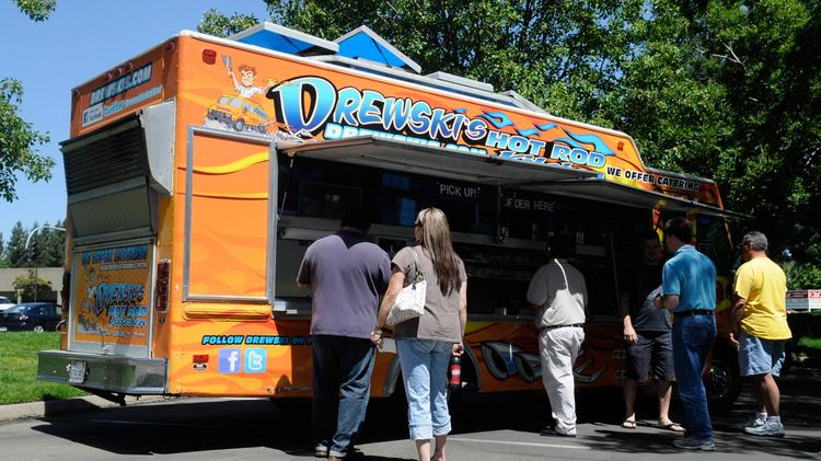 Food trucks might not have to be so mobile in Sacramento. The city is considering letting food vendors stay parked longer on private property.