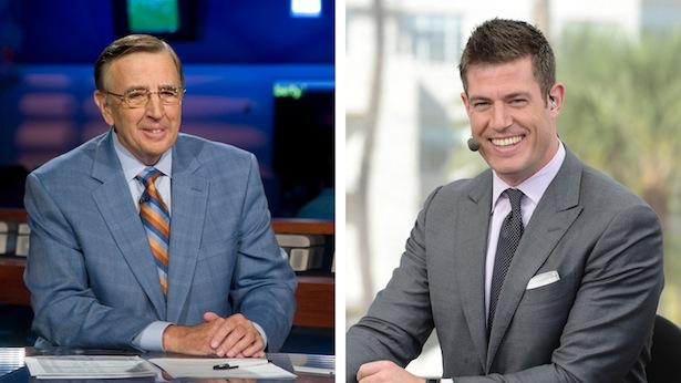 Brent Musburger and Jesse Palmer will be the lead game announcing team for the new SEC Network.