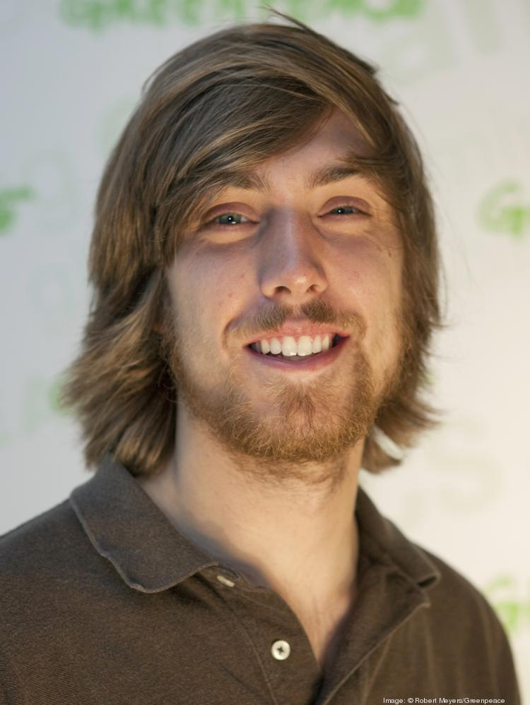 Jesse Coleman, 28, was one of nine Greenpeace activists who entered Procter & Gamble headquarters on March 4.