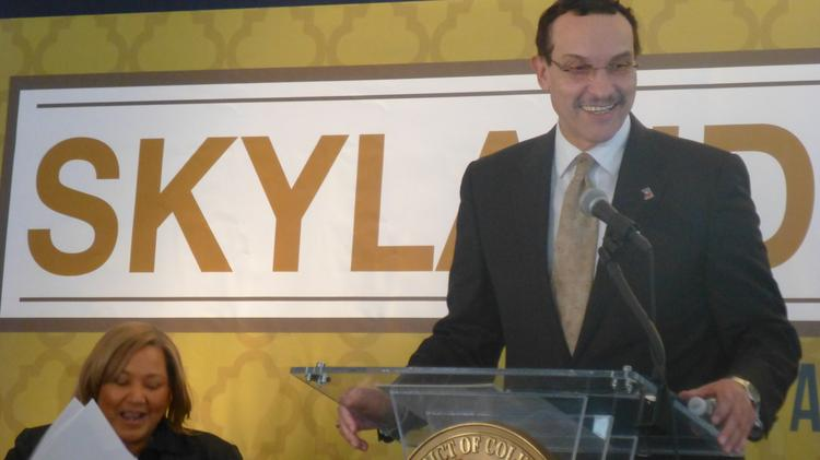 Mayor Vincent Gray has budgeted more than $300 million for a new hospital in Ward 8, but Councilwoman Yvette Alexander, seated, on Wednesday lifted $22 million of it, mostly for projects in her home Ward 7.