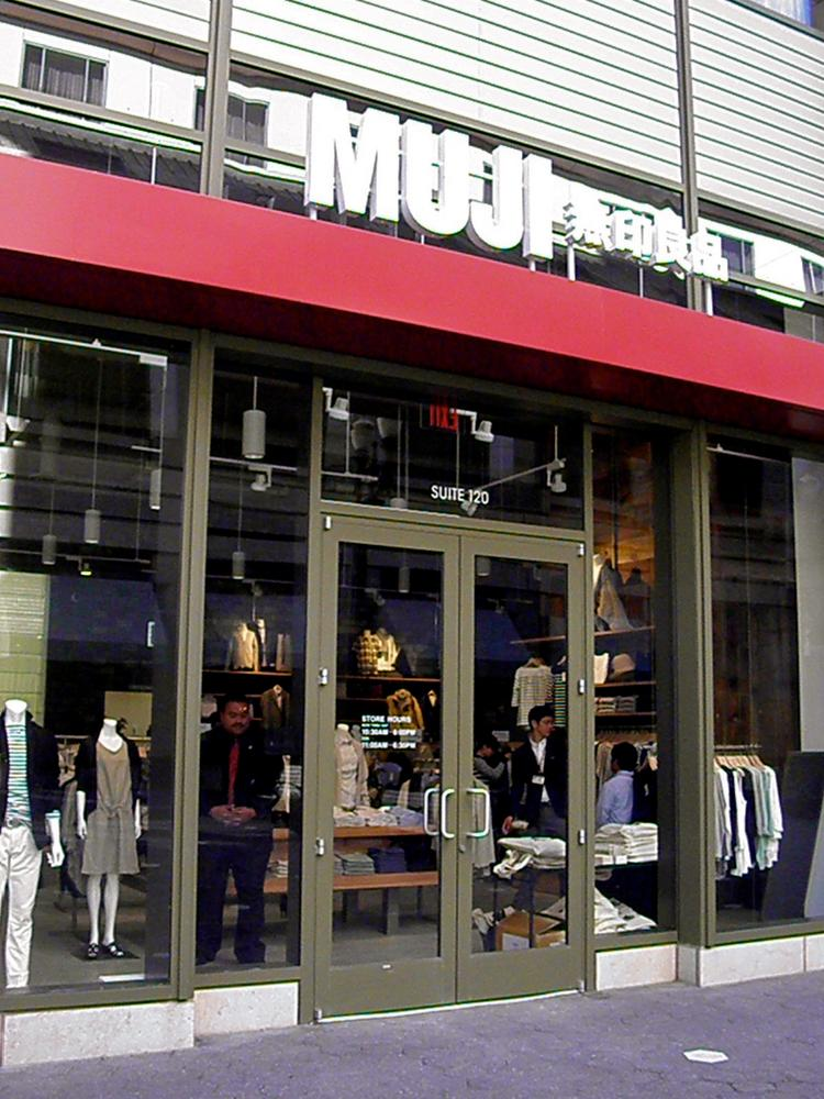 Muji opened in downtown San Jose on April 16. The home goods and clothing store is located on South First Street next to the Fairmont Hotel in the Fairmont Annex building.  Click here for a look inside the store.