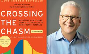 Geoffrey Moore is an organizational theorist, management consultant, public speaker and author of six books including his latest Crossing the Chasm, now in its third edition.