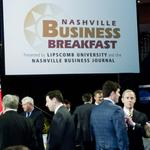 Event slideshow: GS&P's <strong>James</strong> <strong>Bearden</strong> at the Nashville Business Breakfast
