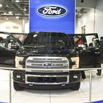 Auto show preview: 2015 Ford F-150 built like a tank – with aluminum (Video)