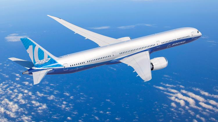"Sales of ""medium"" wide-body aircraft will grow more than expected over the next 20 years, while sales of the very largest will shrink, Boeing predicts."