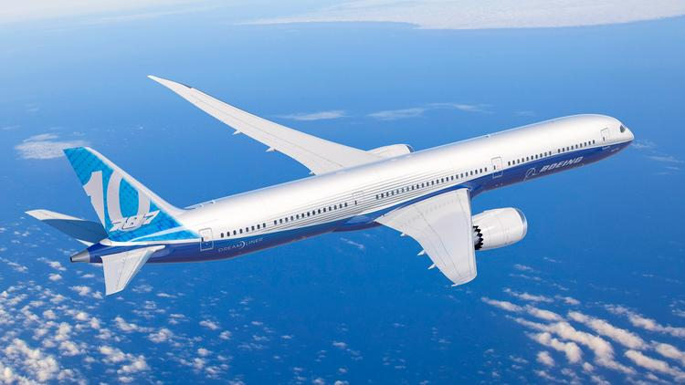 Boeing's 787-10 won't be built in Washington state.