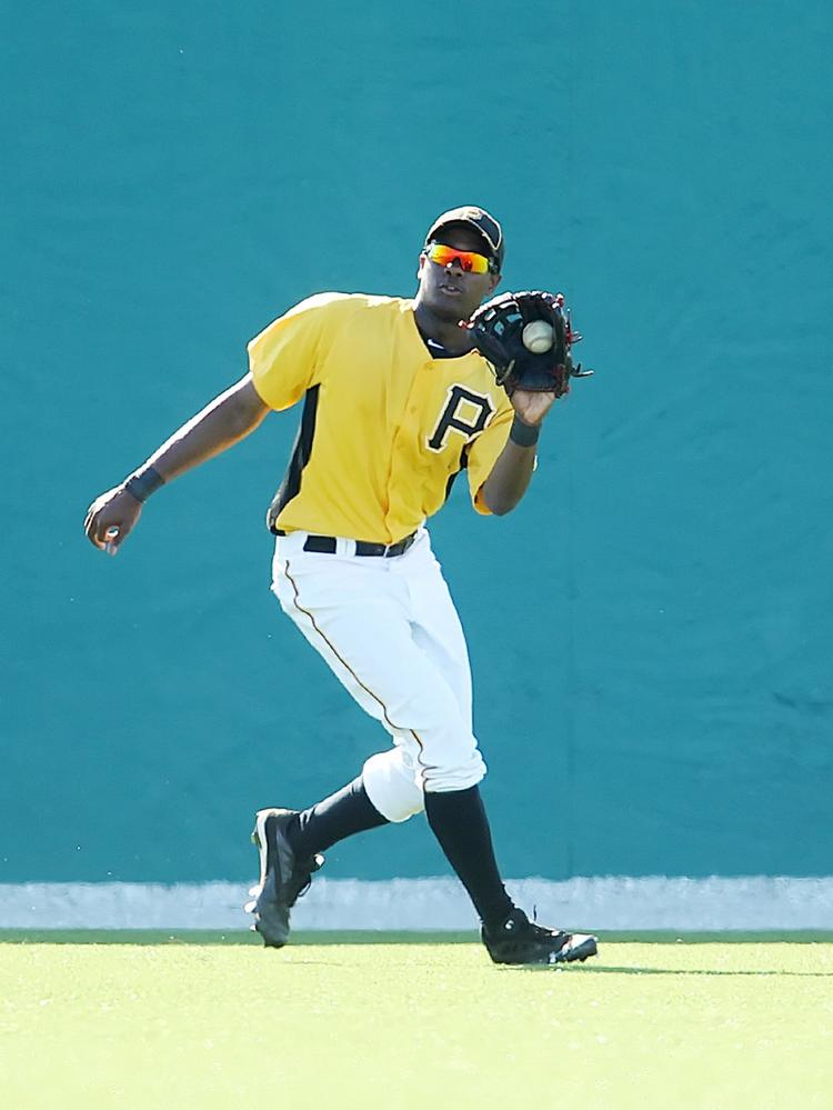Josh Bell is a minor league outfielder in the Pittsburgh Pirates' system.