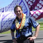Hawaiian Airlines CEO Mark Dunkerley made $3.1M in 2014