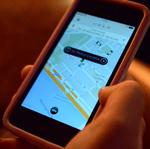 Uber to launch courier service in Manhattan