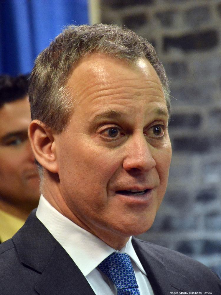 New York Attorney General Eric Schneiderman is pushing legislation that targets empty buildings in cities across the state.