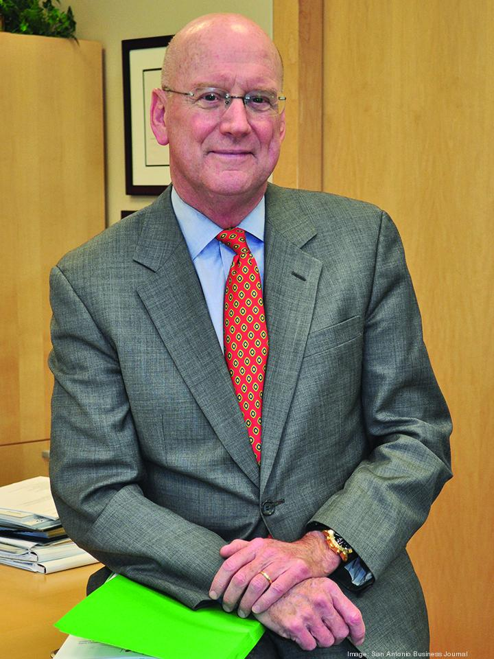 University of Texas Health Science Center at San Antonio President Dr. William Henrich says campaign funds will be used to attract more talent.