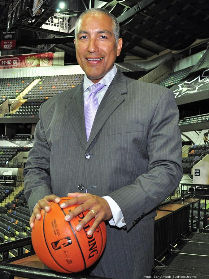 Spurs Sports & Entertainment's Bobby Perez says the parent company of the NBA Spurs will play an active role in inner city revitalization moving forward.
